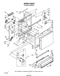 Wiring diagram for bosch dishwasher the wiring door parts full size