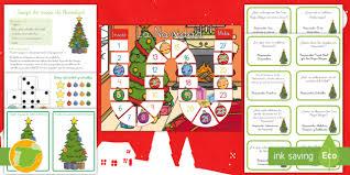 Juegos de arreglos navideños en juegoswapos. Free Juego De Mesa La Navidad Teacher Made