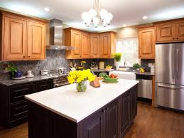 Kitchen Island Tops Ideas Cheap Kitchen Countertops Pictures Options Ideas Hgtv