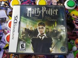 Nintendo 3ds & 2ds consoles, games & accessories. Harry Potter Order Of The Phoenix Nintendo 3ds 2ds Ds Oferta Mercado Libre