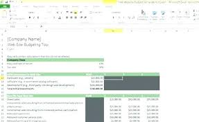 A Web Design Quote Template Or Job Estimate Unique Website