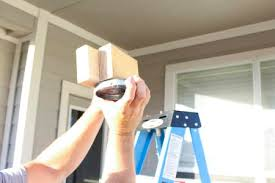 outside ceiling fans. Austin Outdoor Ceiling Fan Install - Porch Patio Outside Fans