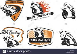 motorcycle vector logo design template stock photos motorcycle