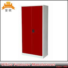 Dressing Almirah Design Hot Item Fas 005 Metal Storage Dressing Cupboard Steel Two Door Wardobe Clothes Almirah