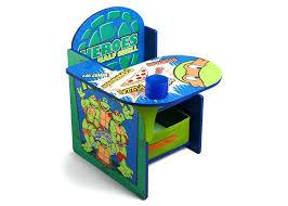 chair desk with storage bin delta children ninja turtles chair desk with storage bin right side chair desk with storage bin