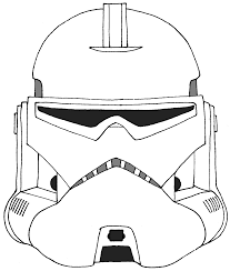 Clone Trooper Barc Trooper Helmet Clone Wars Clone Trooper Star