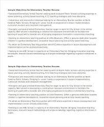 29+ Basic Teacher Resume Templates - Pdf, Doc | Free & Premium Templates