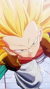Dragon Ball Z Kakarot Gotenks Super Saiyan 3 4k Wallpaper 7848