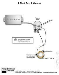 one humbucker 1 volume wiring diagram wiring diagram \u2022 3 Wire Humbucker Wiring-Diagram humbucker wiring diagrams wiring diagrams rh sbrowne me seymour duncan humbucker wiring diagrams 3 wire humbucker