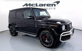 Other than customary apple carplay, there are few updates to the 2020 mercedes g wagon. Used Mercedes Benz G Class Cars For Sale With Photos Autotrader