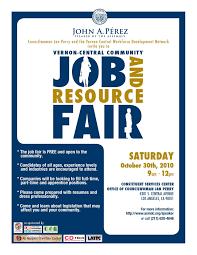 Job Fair Flyer Template Business Template