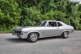 All Chevy black chevy nova : 1969 Chevrolet Nova | Fast Lane Classic Cars