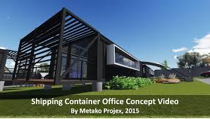 container office building. Container Office Building N