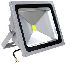 50w led flood light outdoor yard path signboard lighting spot lamp cool white contemporary