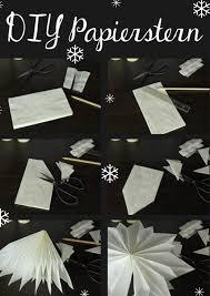Diy Weihnachtsstern Aus Papiertüten зима новый год