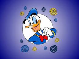 Hình ảnh vịt Donald đẹp nhất