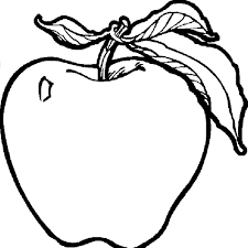 Small Picture Coloring Pages Apple Coloring Me