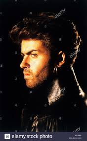 george michael 1980s. Delighful 1980s GEORGE MICHAEL UK Pop Singer Writer Here In 1986  Stock Image Inside George Michael 1980s E