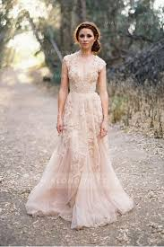unique lace wedding dresses made from high quality lace to seize