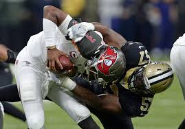 Image result for alex okafor saints