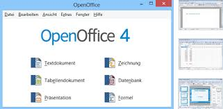 Office Dowload Openoffice Download Deutsch Kostenlos