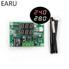 XH-W3001 <b>10A Digital Temperature Controller</b> 12V, 24V, 220V ...