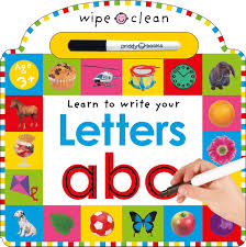 amazon wipe clean letters wipe clean learning books 9780312492519 roger priddy books