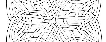 Symmetrical Coloring Pages Symmetrical Symmetrical Mandala Coloring