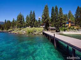 this stunning lakefront home is located in incline village nevada