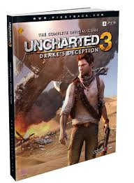 uncharted 3 drake s deception the plete official guide james 9780307892065 amazon books