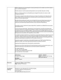 Fire Fighter Resume Firefighter Resume Template Fire Firefighter ...