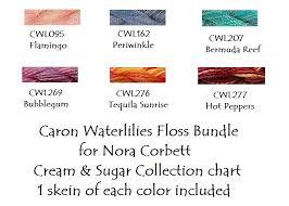 Caron Nora Corbett Plastic Canvas Pattern 1 Listing