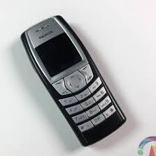 Original Nokia 6610 Mobile Phone 2G GSM ...