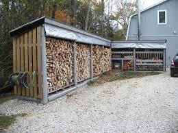 Ideas Firewood Storage Rack Indoor Firewood Rack Outdoor Wood