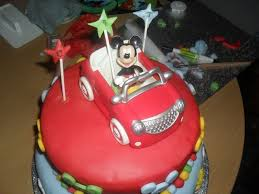 Mickey Mouse Clubhouse Cake Cakecentralcom