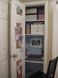 office in closet. Here Office In Closet C