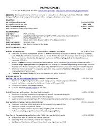 Amazing Sjsu Resume Contemporary - Simple resume Office Templates .