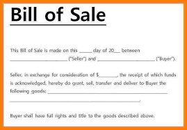 sale word 5 microsoft word templates bill of sale sample travel bill
