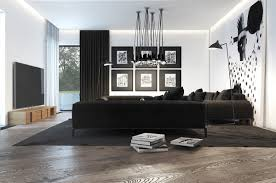 Modern Black And White Living Room Black And White Living Room With Splash Of Color Yes Yes Go
