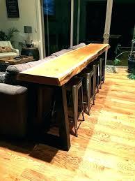 l shaped bar table adorable l shaped bar table and l shaped bar table behind sofa