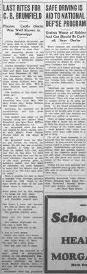 Obituary - Clifton Barksdale Brumfield 8-27-1941 - Newspapers.com