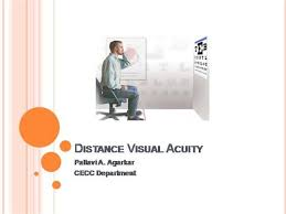 Distance Visual Acuity Chart Distance Visual Acuity Authorstream
