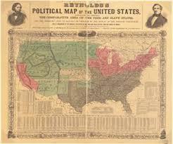 Реферат Гражданская война в США  Их интересы разграничивались и в конгрессе Каждая сторона следила за тем чтобы в союз принималось по равному числу тех и других штатов