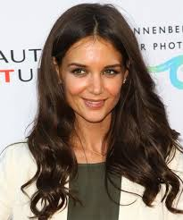 Katie Holmes Hairstyles 1 Awesome Katie Holmes Long Wavy Casual Hairstyle Mocha Katie Holmes Long