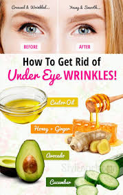 How, to, reduce, under, eye, wrinkles, naturally - oneHowto