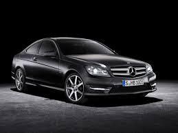 Grand Rapids Auto Blog: 2012 Mercedes-Benz C-Class Coupe