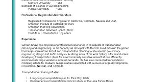 Outline Sample Resume Of Civil Engineer Cover Letter Seductive