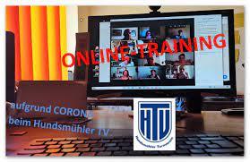 Hundsmühler TV - Auch beim HTV kann man Online trainieren - drei Angebote  laufen bereits