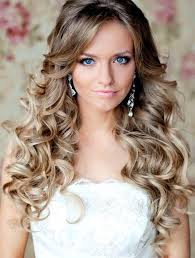 hairstyles down for wedding. image of: wedding hairstyles for long hair down w