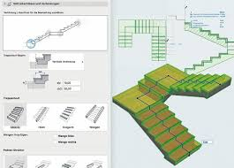 Bimcomponents.com helps you obtain trustworthy 3d or 2d elements in the form of parametric gdl objects. Erweitertes Treppenmodul Fur Archicad 21
